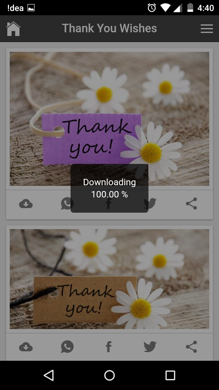 unique thank you messages  quotes  gif images and sms